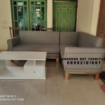 Sofa Sudut set midsentury